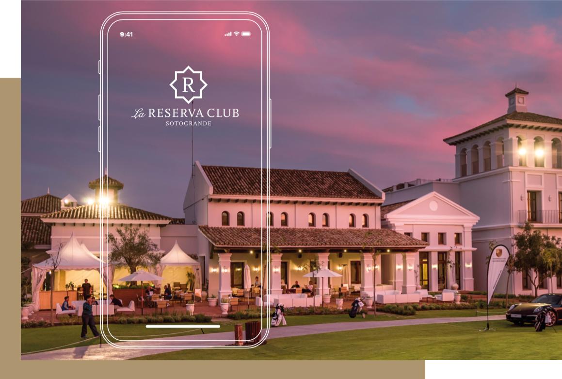 La Reserva Club de Sotogrande App