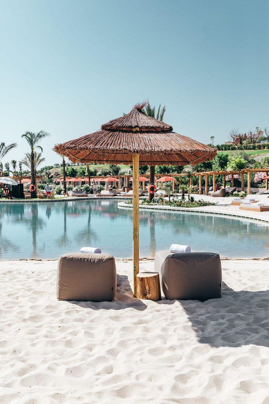 Playa privada Sotogrande