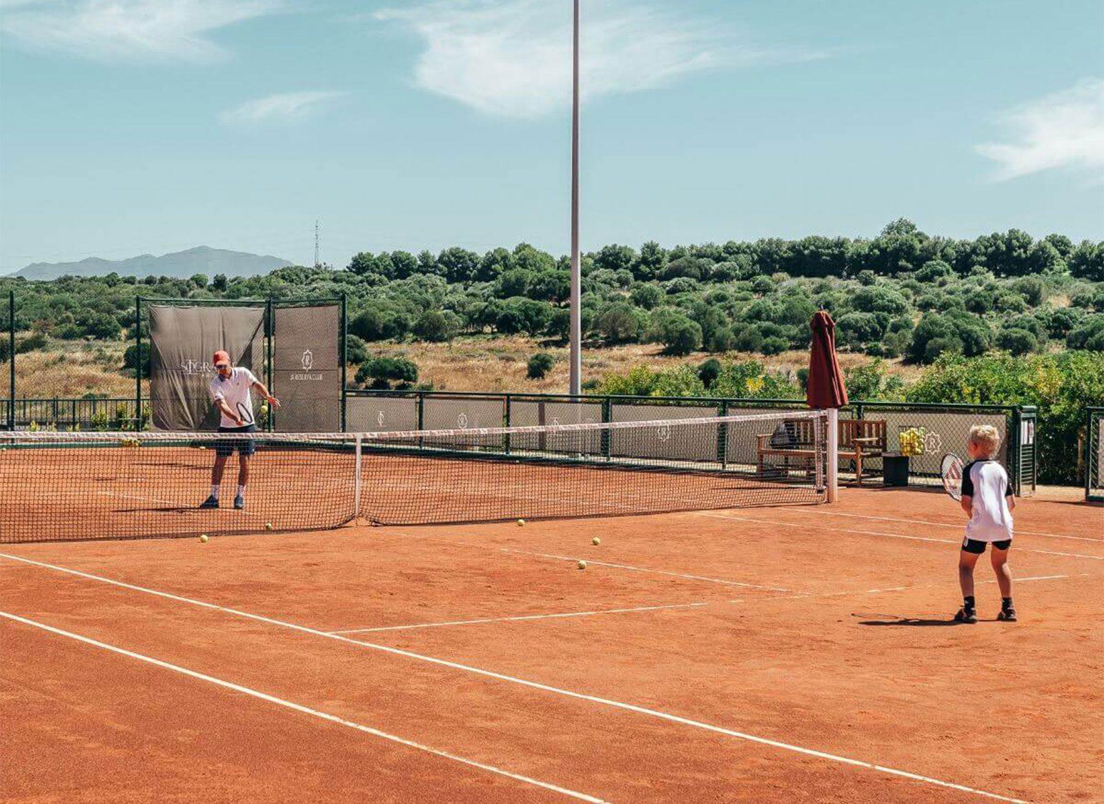 Tennis & Padel Academy Sotogrande