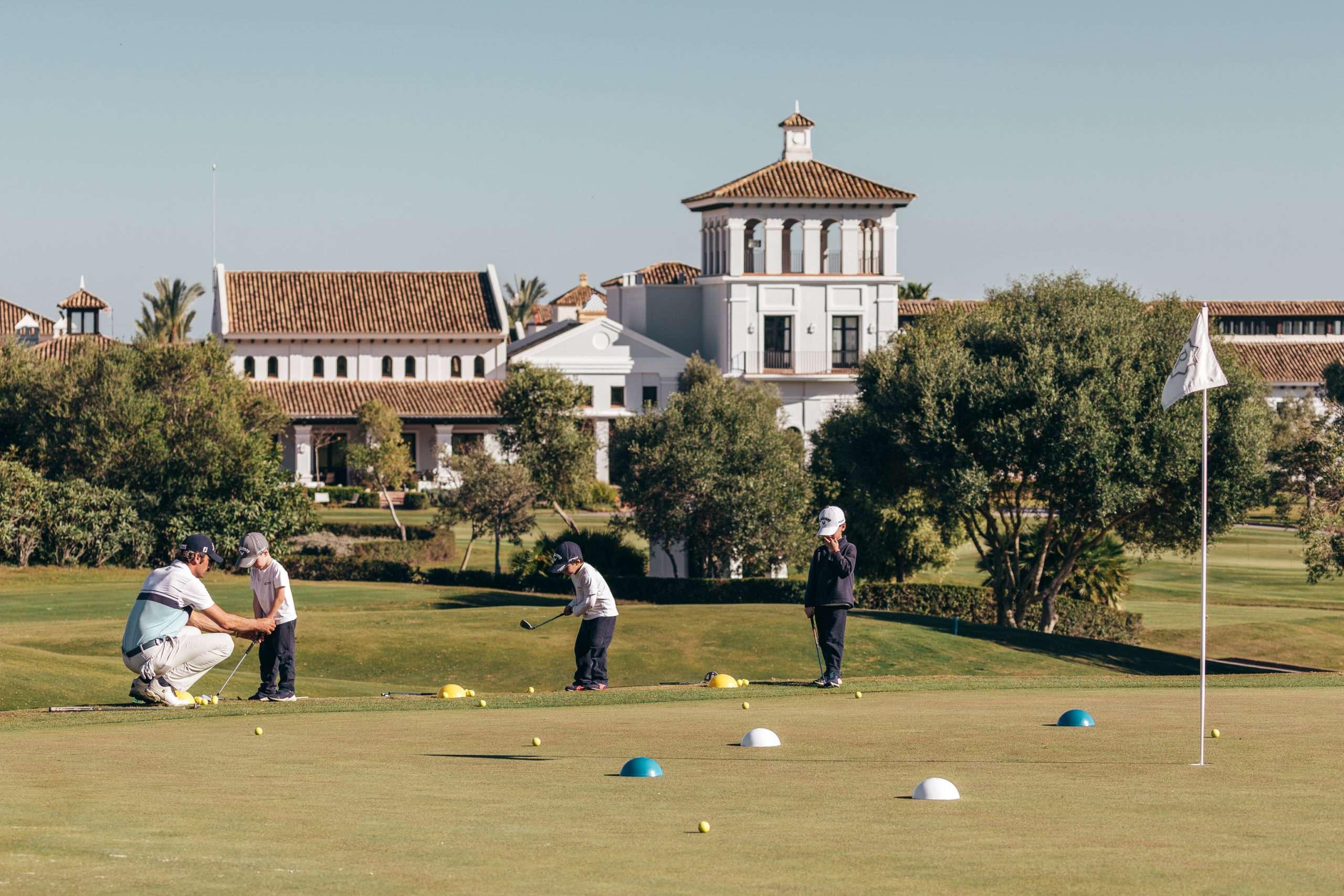 Academia de golf Sotogrande