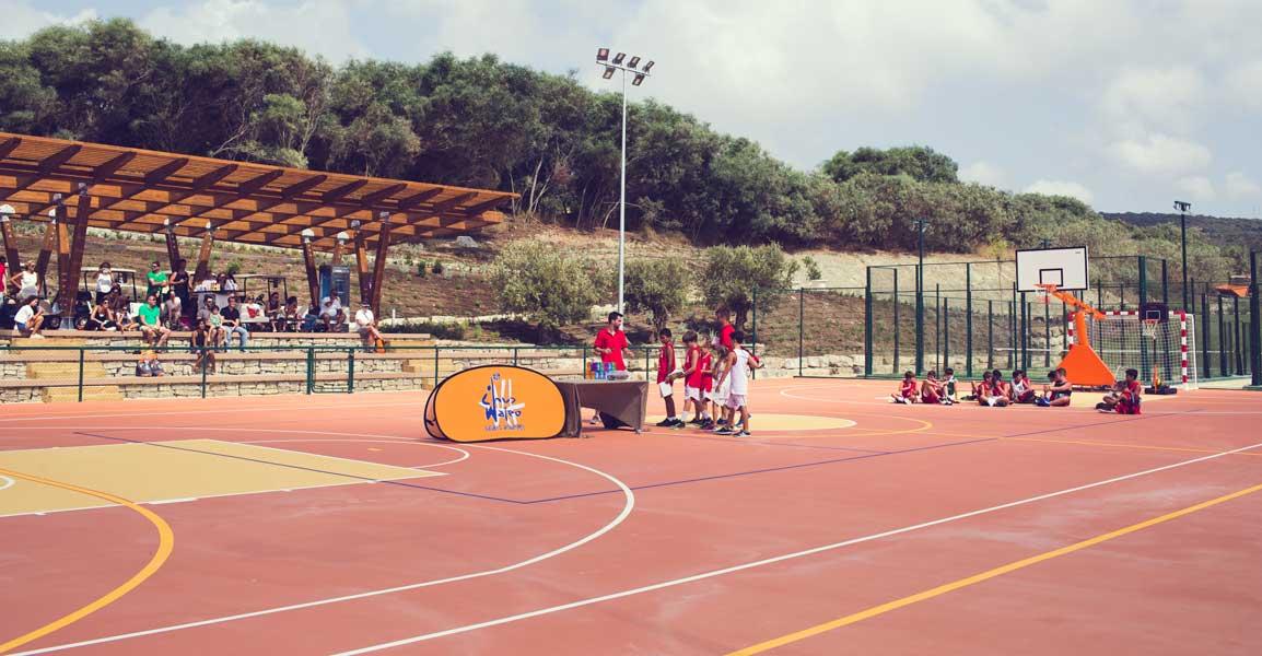 1 Multisport Court