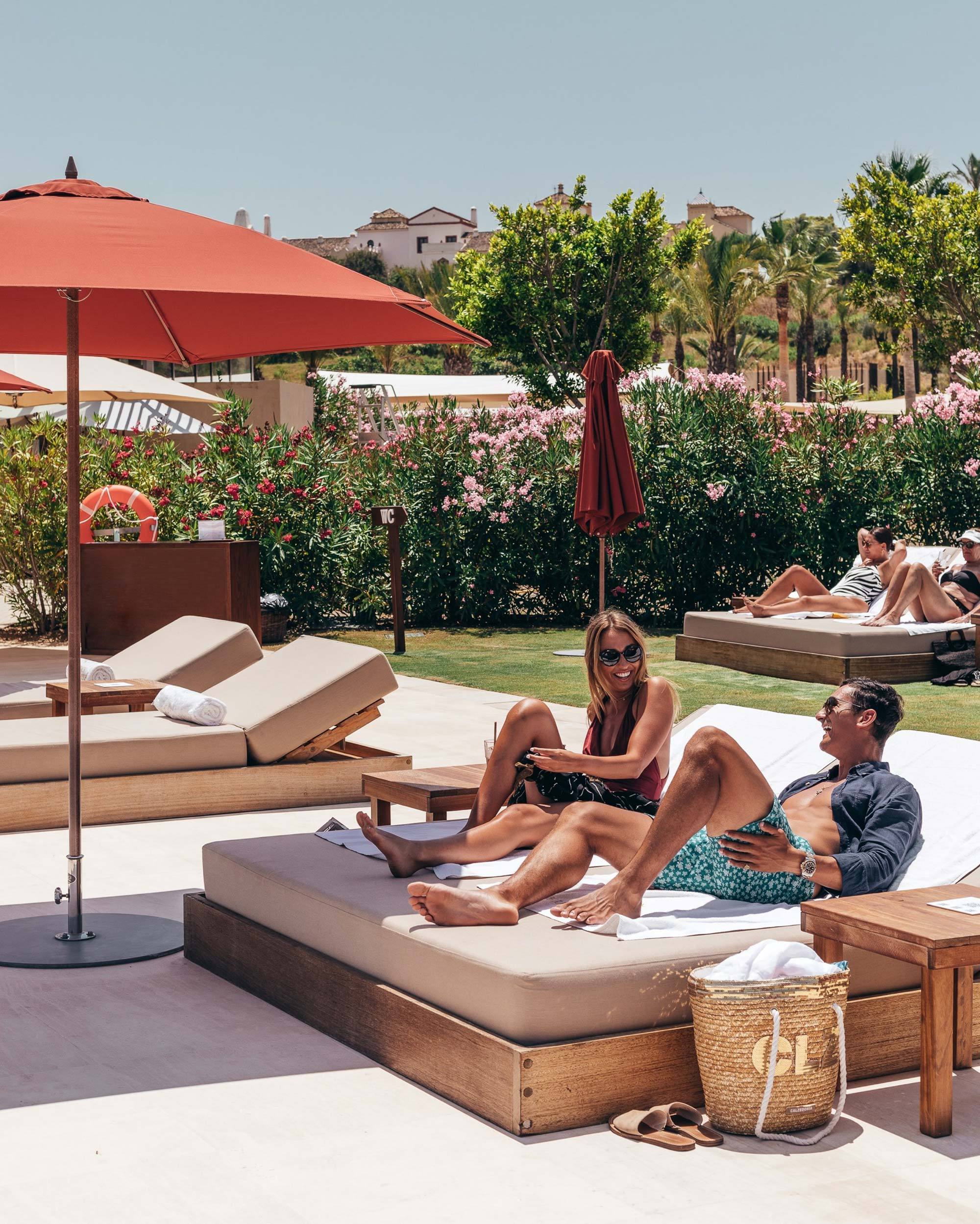 complete experience the Beach Sotogrande