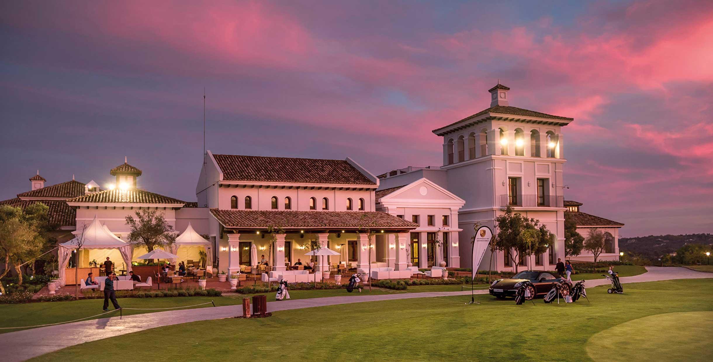 Club de golf en Sotogrande