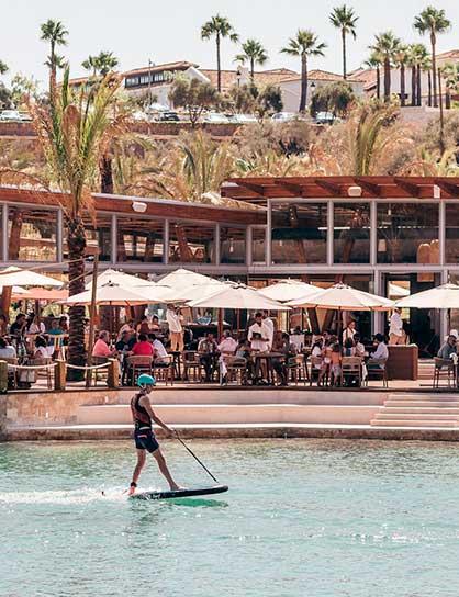 Beach Club La Reserva