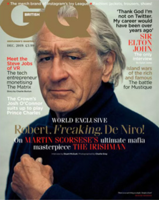 GQ british review