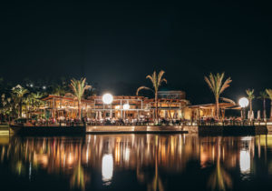 The-Beach-Restaurant-night